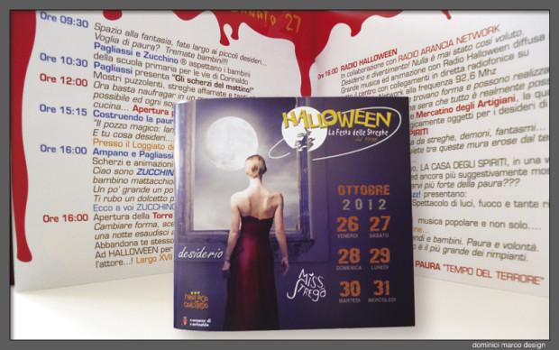 Immagine coordinata Halloween 2012